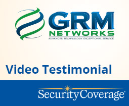 Video Testimonial: GRM Networks, What Our Partners Are Saying About Us