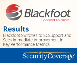 Success Story: Blackfoot Implements SCSupport, Sees Metrics Improve