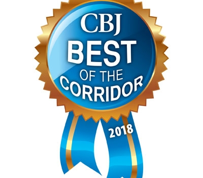 SecurityCoverage Receives Honors in Corridor Business Journal's 2018 Best of the Corridor