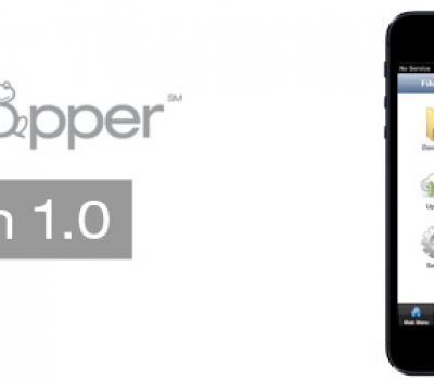 FileHopper File Sharing Now For iPhone or iPad!
