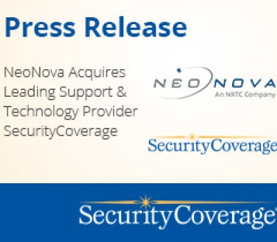 NeoNova Acquires Leading Support and Technology Provider SecurityCoverage