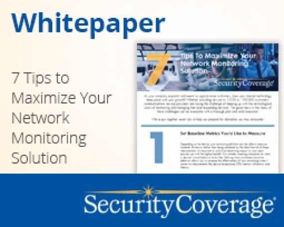 7 Tips to Maximize Your Monitoring Solution
