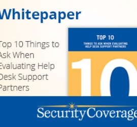10 Things to Ask Help Desk Support Partners