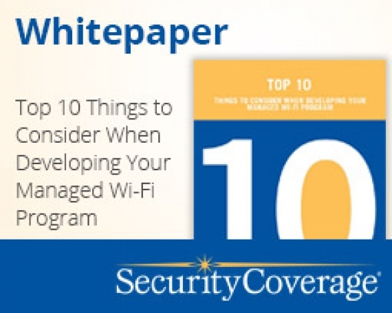 Top 10 Things to Consider Managed Wi-Fi