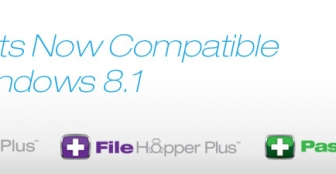 SecureIT, Password Genie and FileHopper Now Windows 8.1 Compatible!