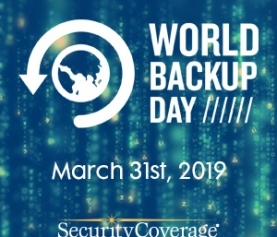 World Backup Day is March 31st!